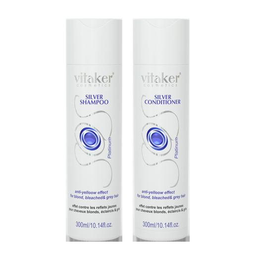 SOS Silver Shampoo & Conditioner