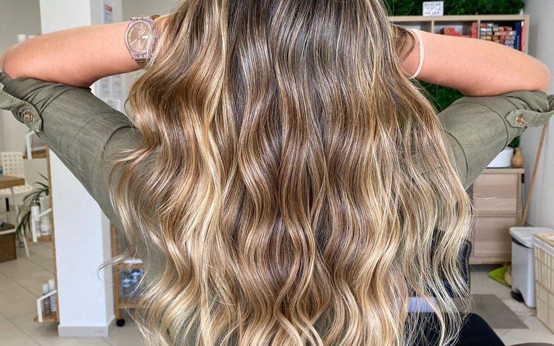Beautiful Summer Hair